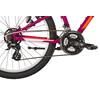 Cube Kid 240 Allroad - Vélo enfant - rose/rouge